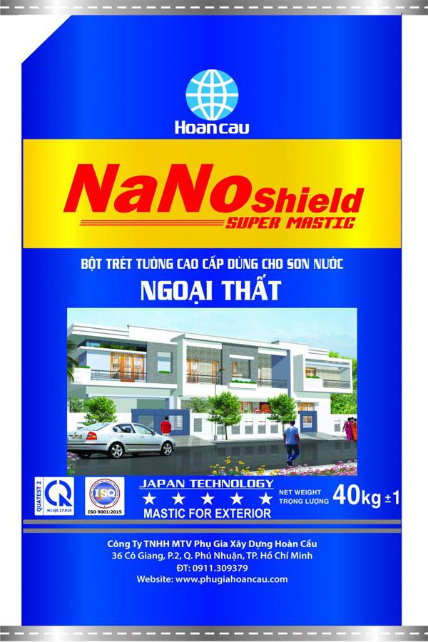 Nano Shield ngoai thất