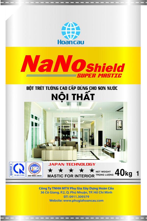 Nano Shield nội thất